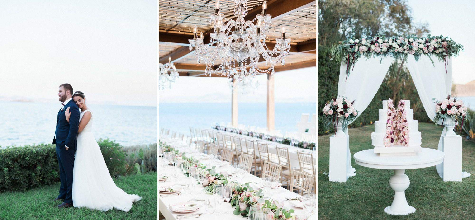 Athens Riviera destination weddings